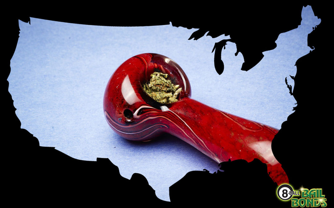 Legal Recreational Marijuana: State Law Vs. Federal Law