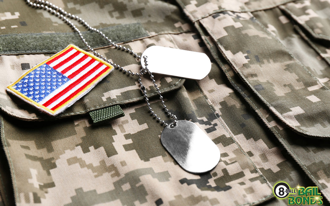 Can Enlisted Military Members Post Bail?